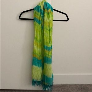 Roxy lightweight scarf